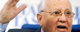Мнение М. Горбачева о ситуации в мировом сообществе