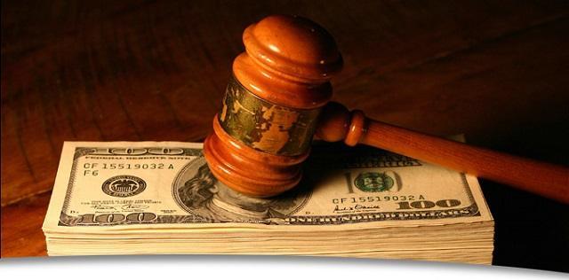 Коррупция судах - как с ней бороться?